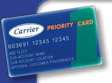 Convert Your Priority Card